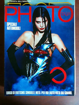 Photo Italia n° 183 Settembre 1990 Cover: André Rau - E11948