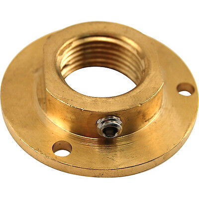 Locking Wall Flange for Shank Assembly - Draft Beer Kegerator Replacement Parts