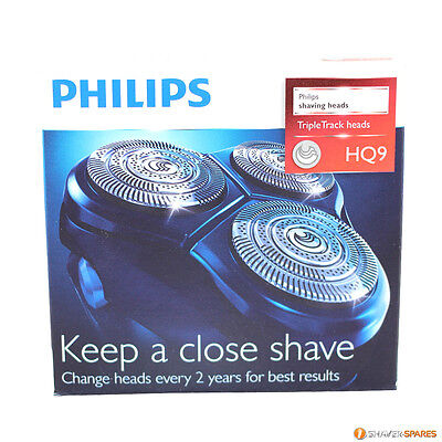 3x PHILIPS HQ9 SPEED XL REPLACEMENT BLADES FOILS SHAVER HEADS HQ 9 PHILISHAVE