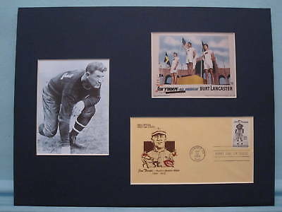 Jim Thorpe wins Gold - Stockholm,1912 & First Day Cover