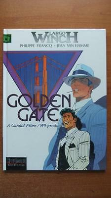 Largo Winch T. 11 : Golden Gate - E.o. -2000- Francq - Van Hamme - Dupuis