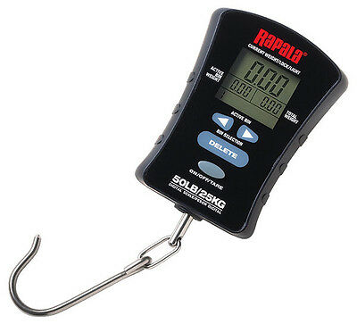 Rapala Compact Touch Screen Digital Scale 50lb!