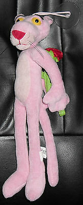 1 PELUCHE CON VENTOSA/SUCKER PLUSH-LA PANTERA ROSA/THE PINK PANTHER looney tunes