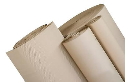 2 x ROLLE WELLPAPPE 100 m² , 100cm x 100 m , 1 WELLIG