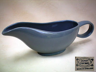 Denby Dovedale Gravy Boat Excellent Condition