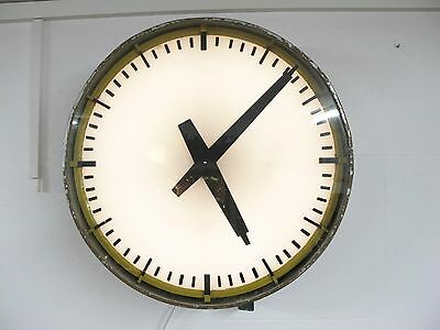 Australian Art Deco Railway Station Clock, C1930'S