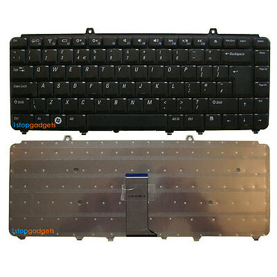 Genuine Dell Inspiron 1540 1545 1546 Uk Keyboard P463J