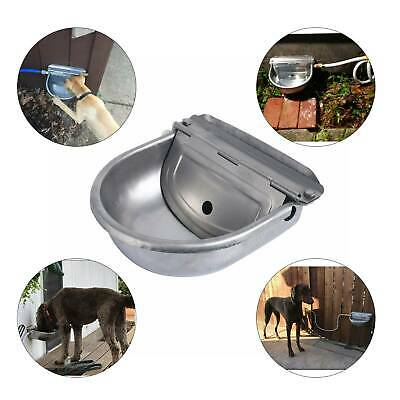 Automatic Stainless Water Waterer Stock For Horse Cattle Goat Sheep Dog Farm