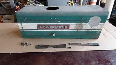 Powermatic 1150 Drill Press Belt Pulley Guard Works Good