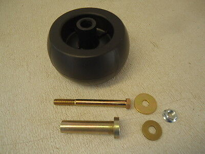 NEW Anti Scalp Deck Wheel Kit with Bolt For Exmark 103-3168 1-603299 68-2730