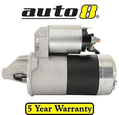 Starter Motor fits Great Wall V240 X240 2.4L Petrol 4G69S4N Engine 2009 to 2014