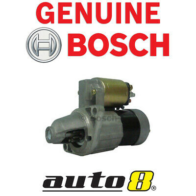 Genuine Bosch Starter Motor to fit Toyota Corolla KE10 1.0L Petrol K Engine