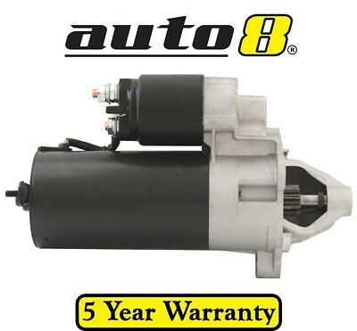 New Starter Motor to fit Audi A4 Cabriolet B6 3.0L Petrol BBJ 2002 to 2005