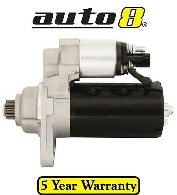 New Starter Motor to fit Volkswagen Polo 9N GTI 1.8L Petrol BJX 2005 to 2010
