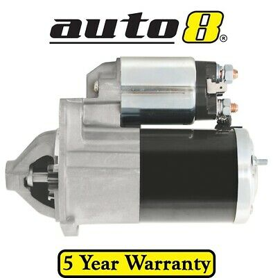 Brand New Starter Motor to fit Mitsubishi 380 DB 3.8L Petrol 6G75 2005 to 2008