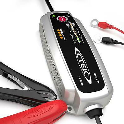 CTEK MXS 5.0 Car Bike Battery Charger Suitable For 1.2-110Ah