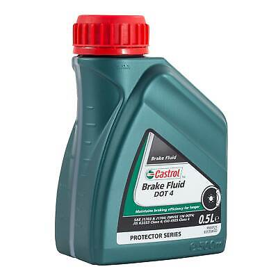 Castrol Universal Synthetic Dot 4 Road/Performance Brake Fluid In 500ml