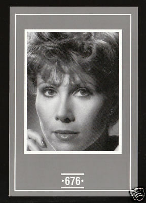 MICHELE LEE Picture Photo Rare GAME TRADING CARD