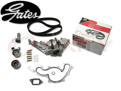 GATES 00-09 Toyota Tundra 4.7L V8 Timing Belt Water Pump Kit TCKWP OE Engine qg