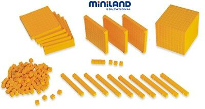 MINILAND Maths Place Value Counters ~ Ones Tens Hundreds Thousands Activities
