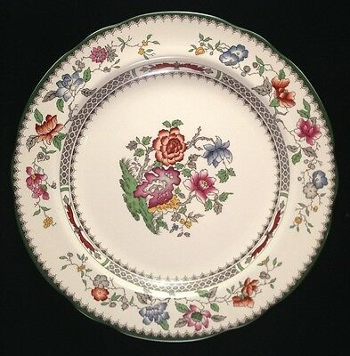 Spode china Chinese Rose dinner plate(s) ( 13 available )