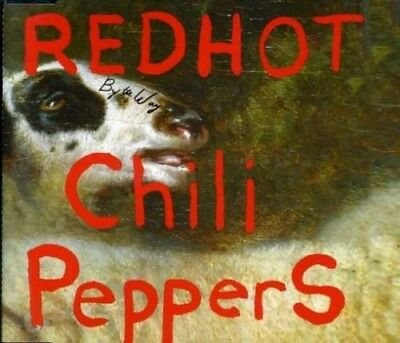 By The Way : Red Hot Chili Peppers(2002) - CD