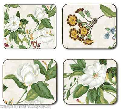 Jason Garden Images Natural Set of 4 Large Placemats with Free Matching Coasters