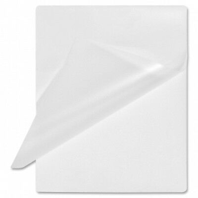 "Crystal Clear Heat Seal Letter Size Laminating Pouches  3 MIL 9 X 11.5""  100pk"