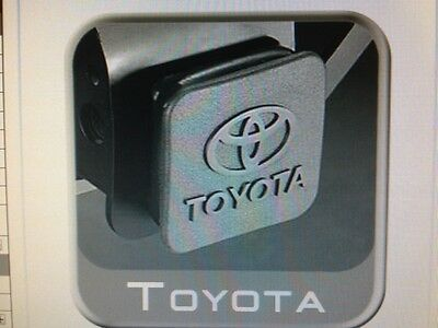 Toyota Trailer Hitch 2 Inch Receiver Cover PLUG FACTORY OEM PART Set of 3 PT228