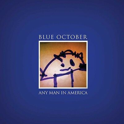 Any Man In America - Blue October (2011, CD New)