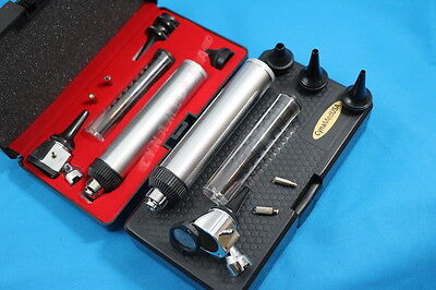 NEW Otoscope Set ENT Medical Diagnostic Surgical Instruments ( High Quality )