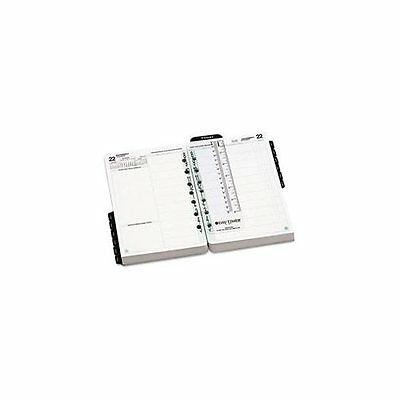 Day-Timer® Dated 2-Page/Day Academic Organizer Refill, July-June, 5-1/2 x 8-1/2,