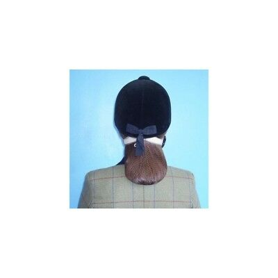 Pack of 2 Riders heavy horse riding hair net ( show showing blonde hairnet )