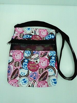 "Sugar Glider Bonding Pouch Bag 7""x 10"" with Mesh & Zipped"