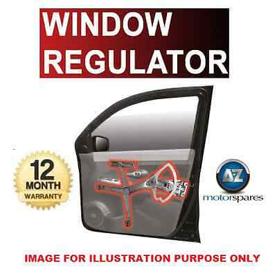 For Mercedes Vito Viano V Class 2004> All Engines Front Left Window Regulator