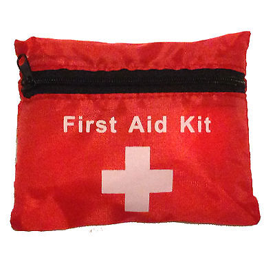 38 Piece Emergency First Aid Kit For Car Bike Home Medical Camping Office Travel