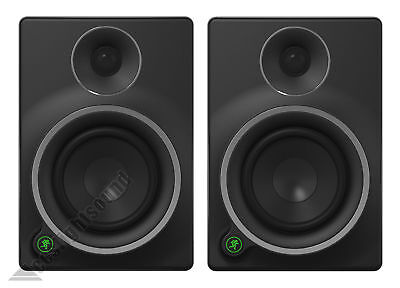 Mackie Mr5 Mk3 Powered Studio Monitors _ Pair