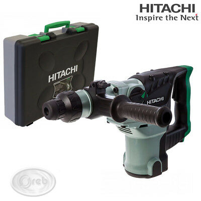 Martello Demoperforatore Hitachi Dh38Ms Sds-Max 900W 9J Vario-Lock In Valigetta