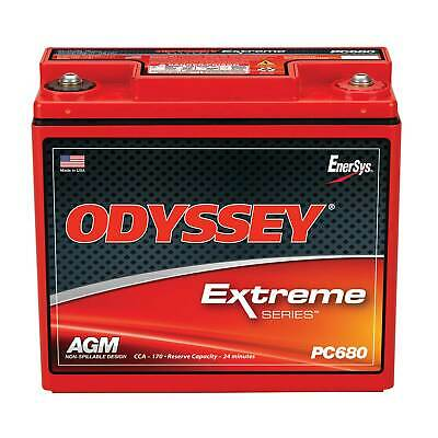Odyssey Extreme Racing 25 / PC680 Battery - Race/Oval/Rally/Motorsport/Dry Cell