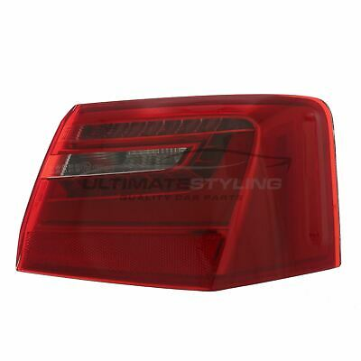 Audi A6 2011-2015 Saloon Outer Wing LED Rear Tail Light Lamp O/S Drivers Right