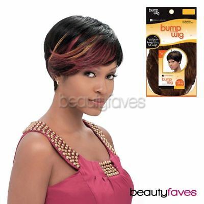 Fab Fringe - Sensationnel Pre Bumped 100% Human Hair Bump Wig Bounce Duby Wig