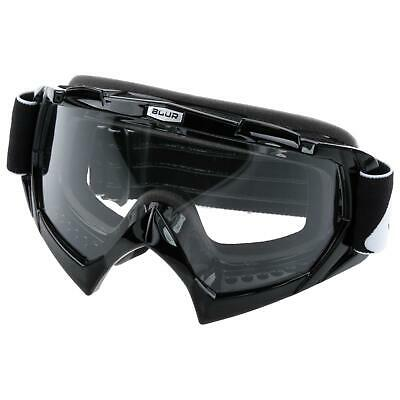 O'Neal B-Flex Goggle Brille schwarz Moto Cross Mountain Bike Downhill MTB MX