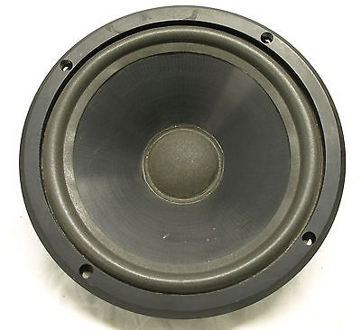 """Infinity 902-4208 10-1/2"""" Bass Speaker - Refoamed - Excellent Condition!!"""
