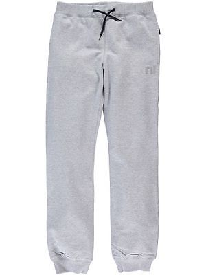 NAME IT tolle Basic Jogginghose in grau Gr.80-164 NEU
