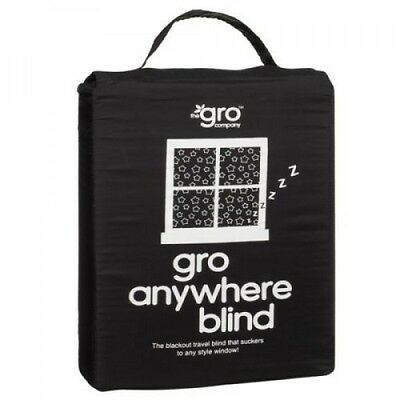 Gro Anywhere Blind - Grobag Portable Nursery Bedroom Black Out Blind
