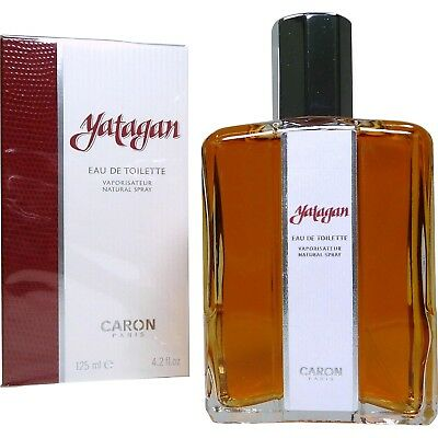 Caron Yatagan 125ml Eau de Toilette Spray NEU-OVP-FOLIE