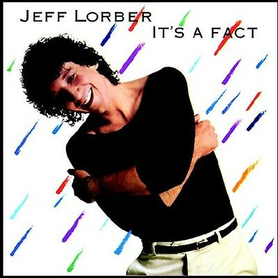 It's A Fact - Jeff Lorber (2013, CD New)