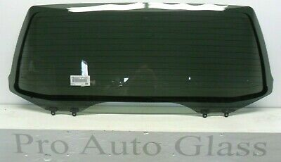 NAGD Compatible with 2003-2008 Infiniti FX35 FX45 Back Window Rear Tailgate Glass Privacy Tinted