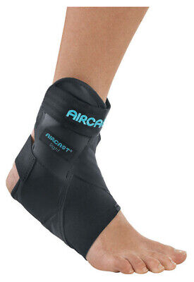 Aircast AirLift PTTD Posterior Tibial Tendon Dysfunction Ankle Brace Support
