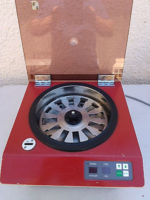 miles scientific cyto-tek centrifuge Model No 4323